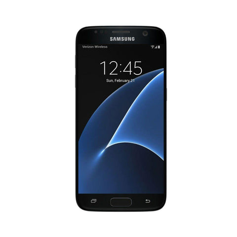 4G LTE Samsung Galaxy S7 G930V UNLOCKED 32GB Verizon - Black Smartphone