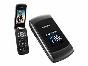 Kyocera Kona S2151 - Black (Sprint) Cellular Phone Flip Basic - Beast Communications LLC