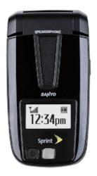 Sanyo SCP 3200 Sprint  Bluetooth Speakerphone