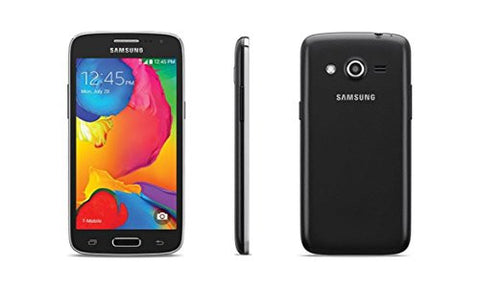 Samsung Galaxy Avant G386T Metro PCS / T-Mobile GSM Unlocked 4G LTE Android Smartphone - Black - (Certified Refurbished)