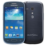 "Samsung Galaxy S3 S III Mini SM-G730A AT&T 4G LTE 4.0"" Touch Smartphone - Beast Communications LLC"
