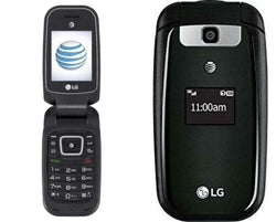 LG True / 450 / B470 ZTE Z222 AT&T 3G GSM BLUETOOTH WITH CAMERA FLIP PHONE