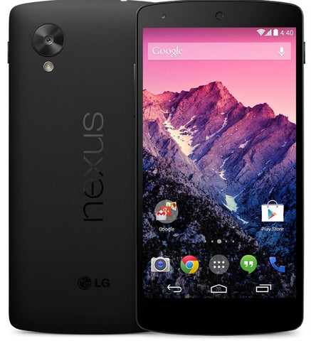 LG Nexus 5 D820 - 16GB - Black (T-Mobile) Android Smartphone