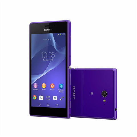 SONY XPERIA Z C6606 - 16GB - Purple (T-Mobile) Smartphone