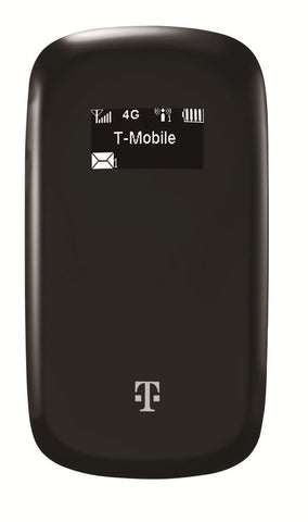 ZTE T-Mobile 4G Mobile Hotspot MF61 Grab N' Go High Speed Internet