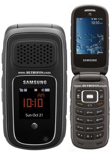 Samsung SGH-A997 Rugby III AT&T Cell Phone AT&T Net10 H20 - Beast Communications LLC