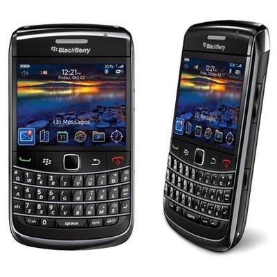 UNLOCKED BlackBerry Bold 9700 Black At&t Only Smartphone 3G