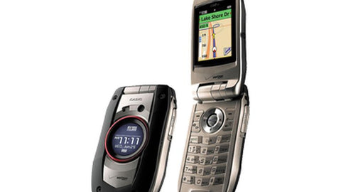 ... Casio Gu0027zOne Boulder C711 Verizon Rugged 3G Basic Flip Phone
