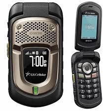 New Kyocera DuraXT E4277 Black Sprint Cellular Phone Military Rugged TING - Beast Communications LLC