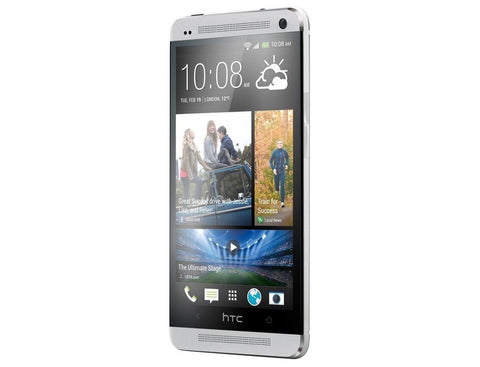 HTC One M7 - 32GB - Silver (Unlocked) Smartphone - Beast Communications LLC