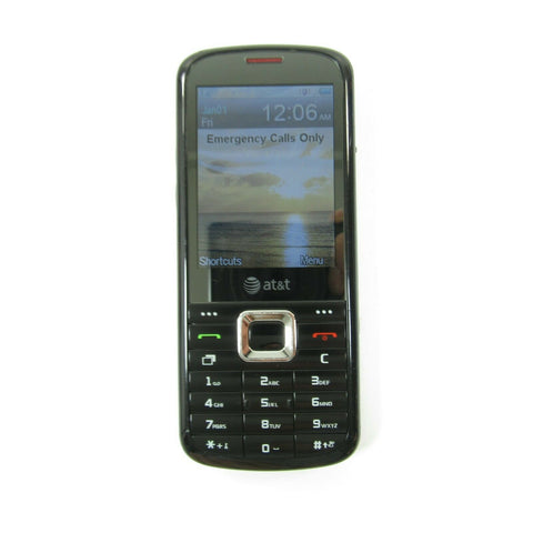 ZTE F160 At&t Basic Flip Phone Slider - Beast Communications LLC