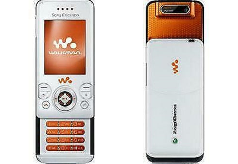 Sony Ericsson W580 / S500 - Beast Communications LLC