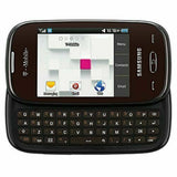 Samsung Gravity Q T-Mobile Smartphone Basic Touchscreen Straight Talk - Beast Communications LLC