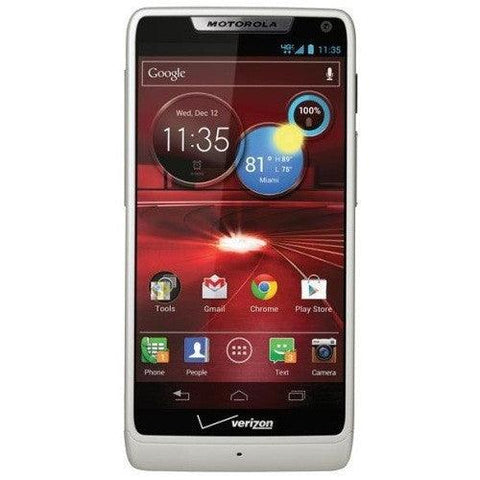 Motorola Droid RAZR M XT907 4G LTE Verizon or Page Plus - Beast Communications LLC