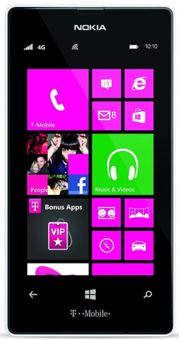 Nokia Lumia 521 - 8GB - RM-917 - White (T-Mobile) Smartphone - Beast Communications LLC