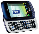 LG Xpression 2 C410 Touch Camera QWERTY Bluetooth GSM Slider AT&T Phone Cricket - Beast Communications LLC