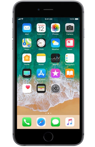 Apple iPhone 6S 32GB Gray GSM unlocked AT&T / T-Mobile & More 4G LTE Smartphone - Beast Communications LLC