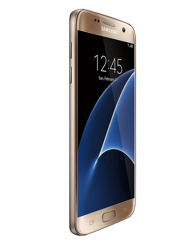 Samsung Galaxy S7 SM-G930T - 32GB - Gold Black (T-mobile) A - Beast Communications LLC