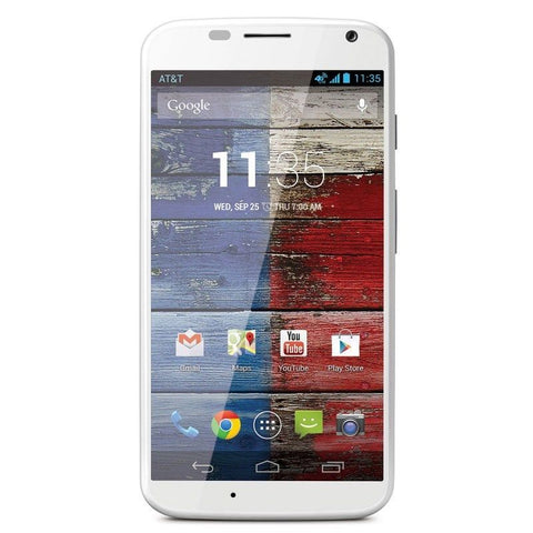 Motorola XT1060 Moto X Verizon Wireless 4G LTE 16GB Android Smartphone - Beast Communications LLC