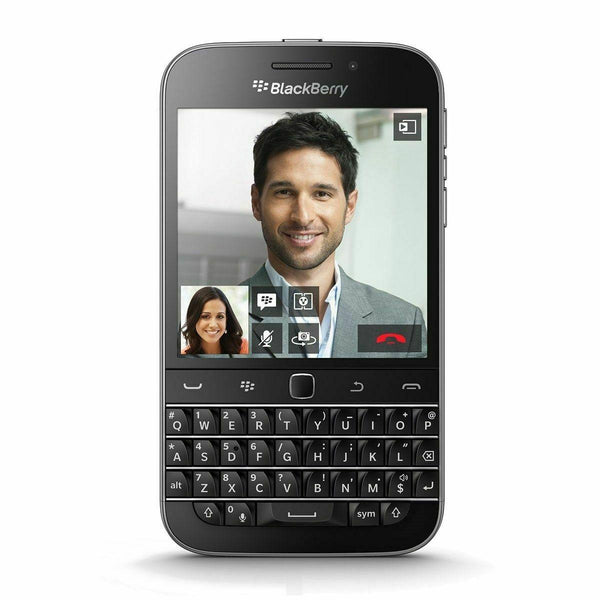 4G LTE Blackberry Q20 Classic 16GB Verizon Smartphone Page Plus Straight Talk - Beast Communications LLC