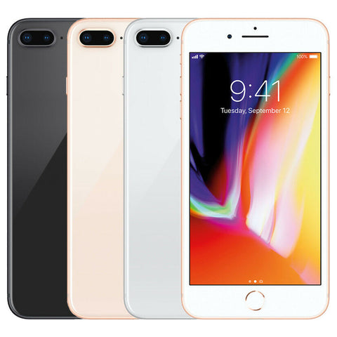 Apple iPhone 8 Plus 64GB Verizon Smartphone