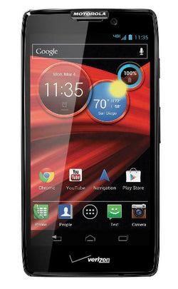 4G LTE Motorola Droid RAZR MAXX HD Verizon Smartphone Page Plus Straight Talk - Beast Communications LLC