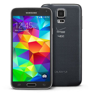 Samsung G900 Galaxy S5 Verizon Wireless 4G LTE 16GB Android Smartphone Pageplus