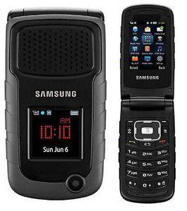 Samsung SGH-A847 Rugby II AT&T Cell Phone Net10 H20