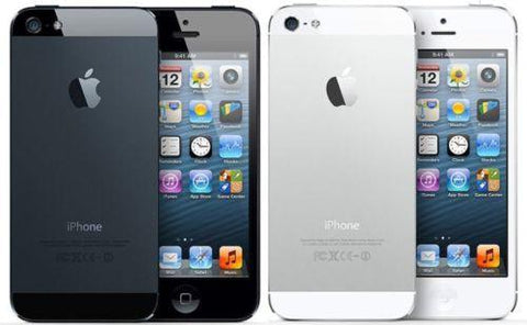 Apple iPhone 5 16GB 32GB 64GB Black/White Unlocked T-Mobile Cricket MetroPCS - Beast Communications LLC