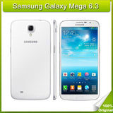 Unlocked Samsung Galaxy Mega 6.3 I9200  Mobile Phone Dual core 3G GPS