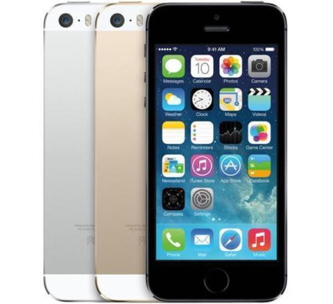 Unlocked Apple iPhone 5s 16GB 4G LTE Verizon Pageplus