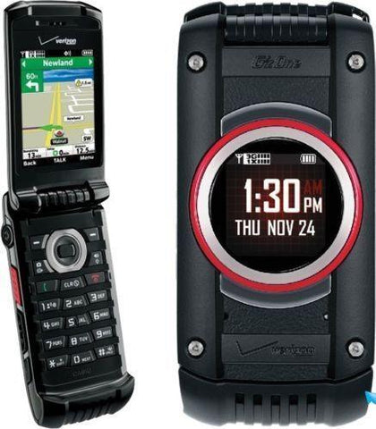 NEW UNLOCKED Casio GzOne Ravine 2 C781 Verizon Phone Basic Flip Cell Phone GSM - Beast Communications LLC