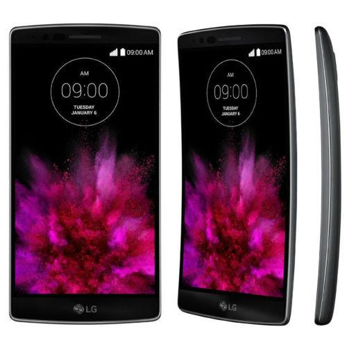 LG G Flex2 H950 Unlocked Platinum Silver 4G LTE GSM Android SmartPhone FRB