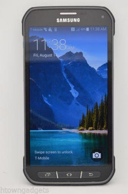 Samsung Galaxy S5 Active SM-G870A 16GB Gray UNLOCKED GSM AT&T TMOBILE METRO PCS - Beast Communications LLC