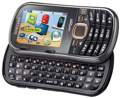 Samsung Intensity U460 II Basic Verizon Slider Phone