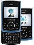 Samsung SGH A767 Propel - Blue (AT&T) Cellular Phone