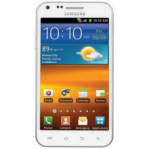 Samsung Epic 4G Touch Galaxy S II 16GB SPH-D710 White - Sprint - Beast Communications LLC