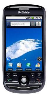 T Mobile My Touch 3G - Gsm Camera Cell Smartphone WIFI