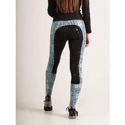Gallop Script Riding Leggings