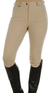 Puffa Ladies Rowley Breeches Buttermilk