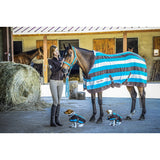 EquiTheme Stripe Polar Fleece Rug