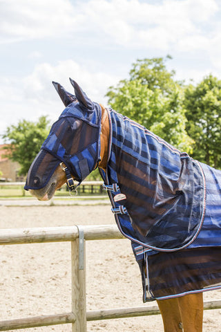Equitheme Cooling Fly Mask