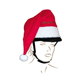 Christmas Helmet Cover