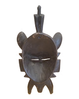 Senoufu wooden passport mask