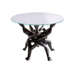5-Head Unity Statue Table - Furniture #accenttable #sidetable Accent Table Furniture Ghana