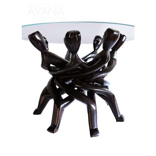 7-Head Unity Statue Table - Furniture Furniture Living Room Lobby