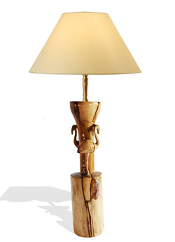 Double Flamingoes Table Lamp - Décor Lamps