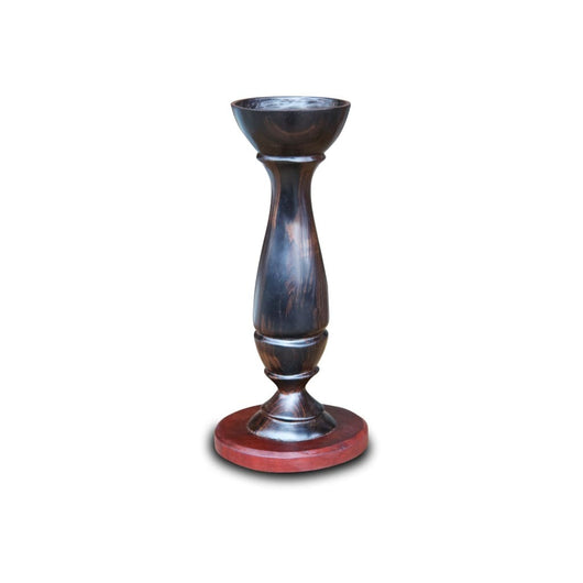Classic Ebony - Décor Candle Holder Candle Holders Dining Room Décor Living Room