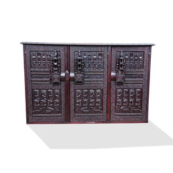 Dogon Buffet - 1.5 Metres - Furniture 100% Hand Crafted Africa African African Art African Culture
