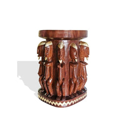 Dogon Telem Statues Table - Furniture Furniture Living Room